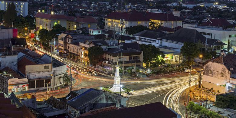 Saatnya Kota Yogyakarta Kembangkan Daya Tarik Halaman 1 Kendaraan Melintas