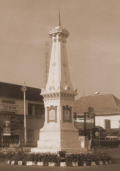 Sejarah Tugu Yogyakarta Encyclopedia Blog Kota
