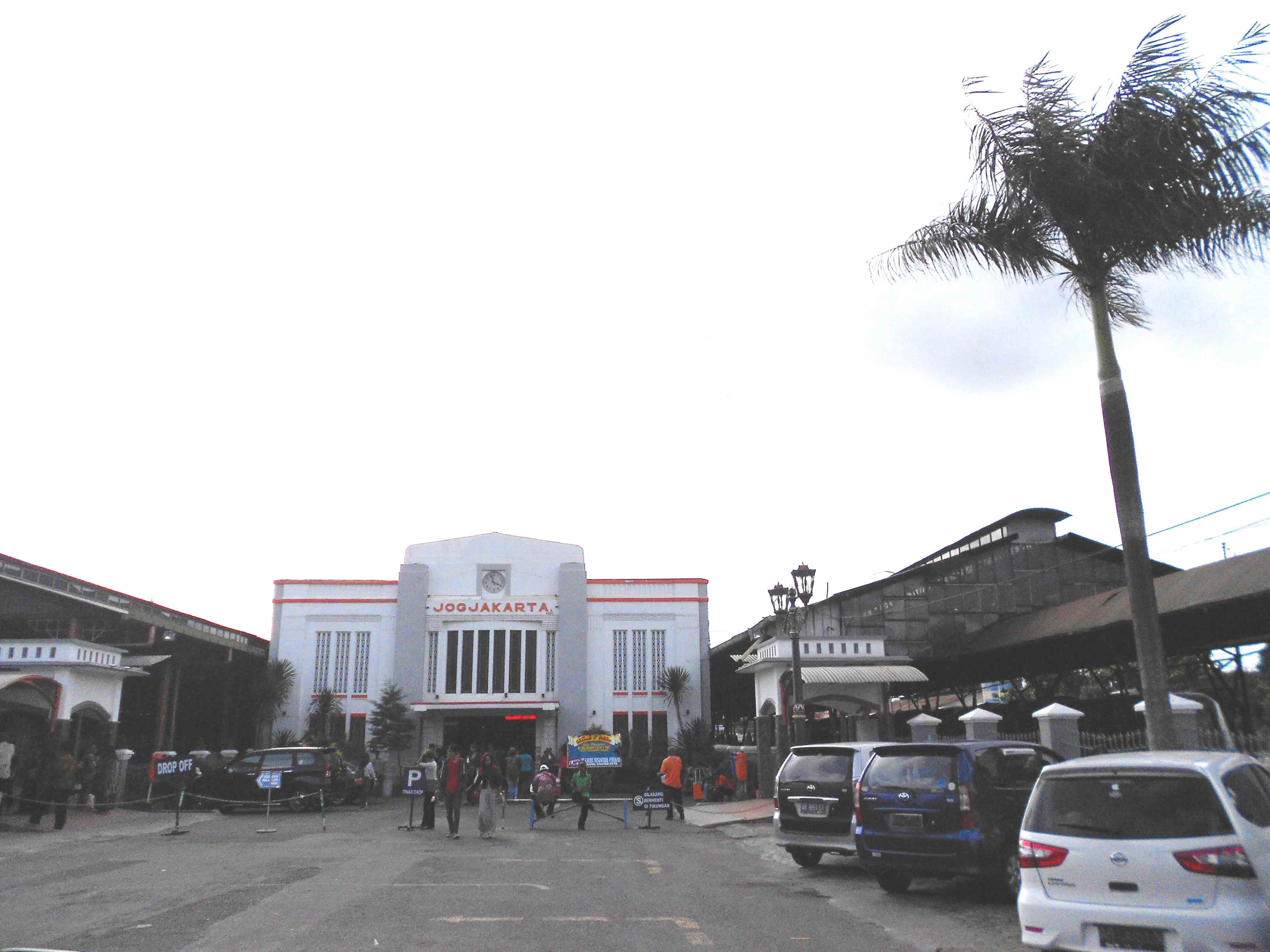 Stasiun Tugu Yogyakarta Balai Pelestarian Cagar Budaya Jawa Tengah Pemerintah