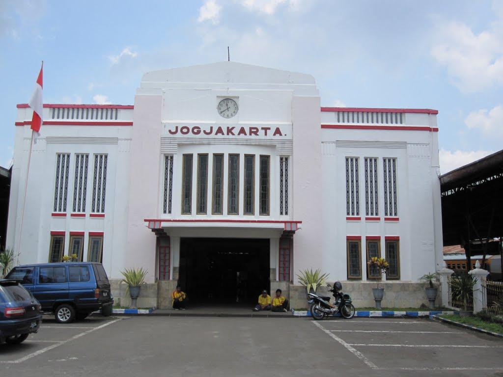 Stasiun Tugu Yogyakarta Kota