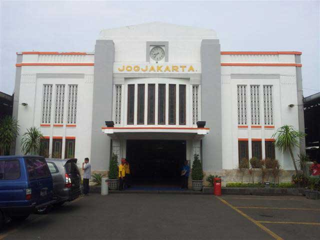 Tiket Kereta Api Stasiun Tugu Yogyakarta Harga Ka Murah Gambar