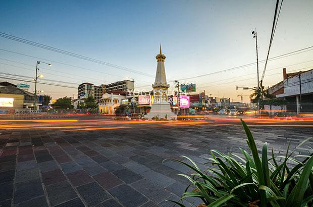Tugu Jogja Kota Yogyakarta 12 Tempat Wisata Gratis Ala Backpacker