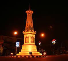 Tugu Jogja Simbol Kota Yogyakarta Ensiklopedia Indonesia Salah Satu Ikon