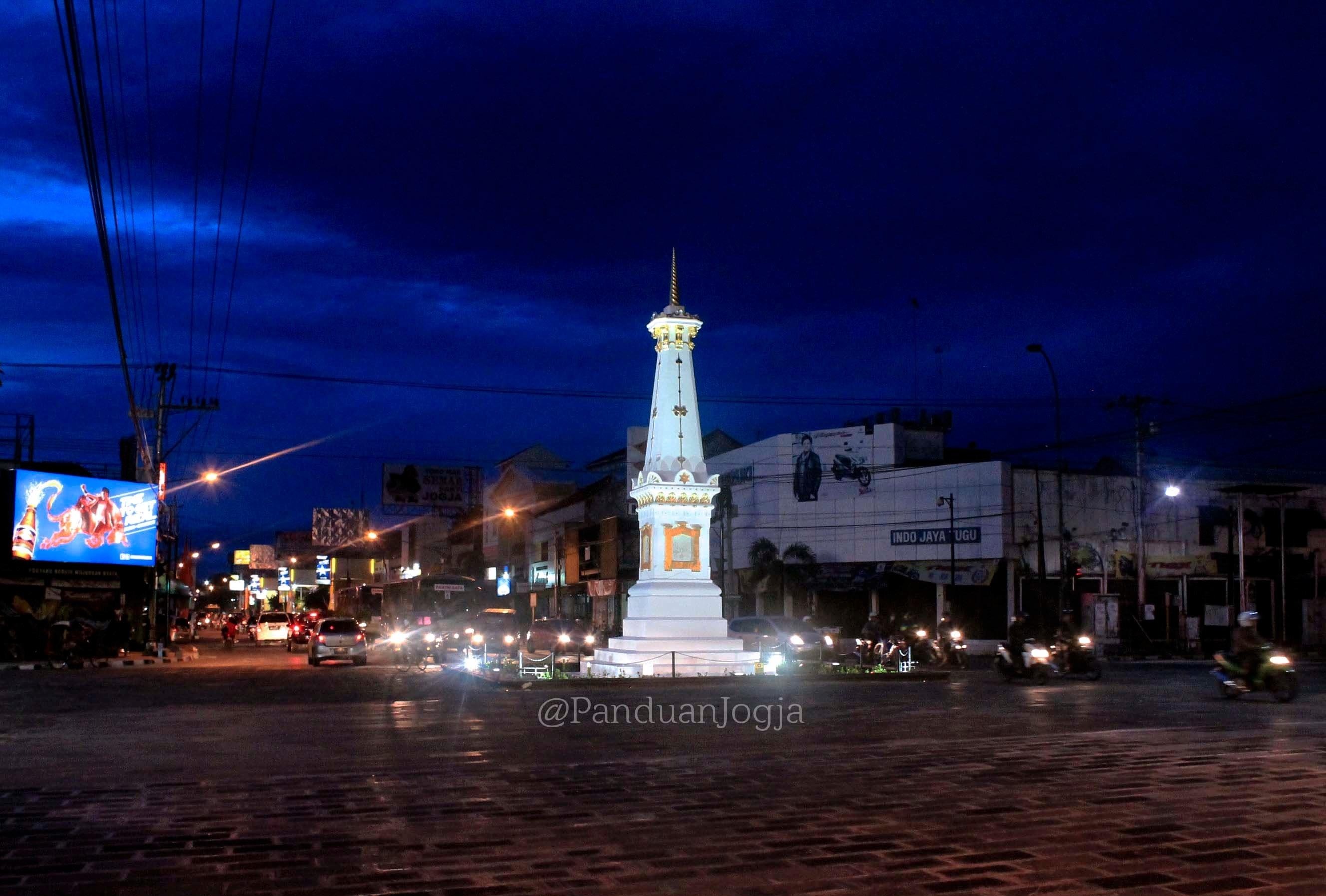 Tugu Monumen Yogyakarta Wisata Menjadi Symbol Pemersatu Rakyat Penguasa Kota