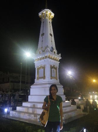 Tugu Yogyakarta Picture Monument Kota