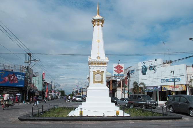 Tugu Yogyakarta Wisata Jogja Kota