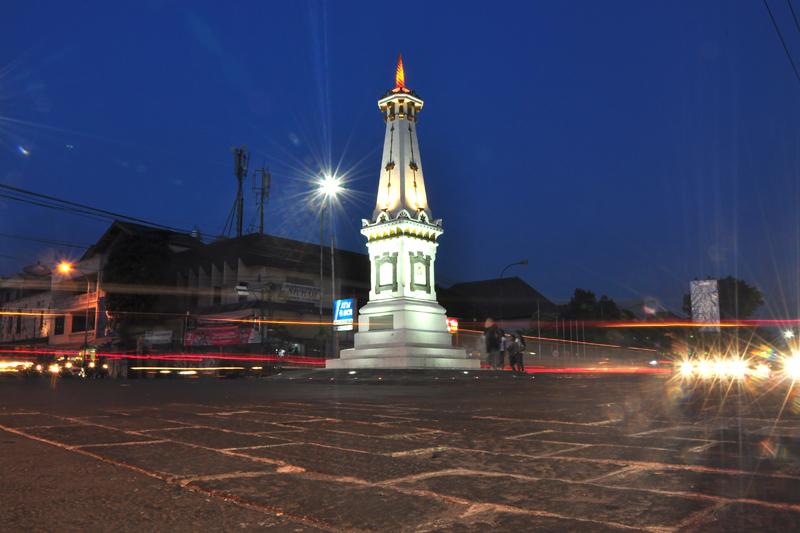 Tugu Yogyakarta Wisata Kota