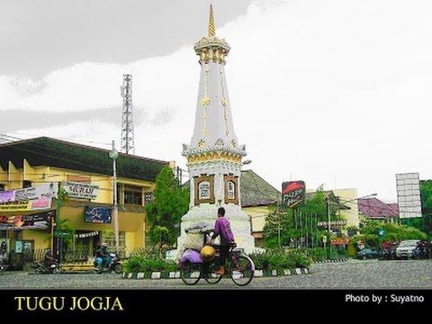 Video Keistimewaan Kota Yogyakarta Jl Malioboro Tugu Jogja 2015