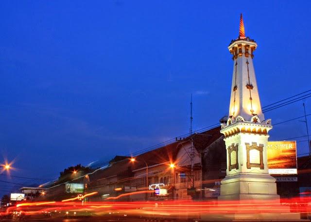 Yogyakarta Neverending Asia Indonesia Travel Destination Tugu Jogja Kota