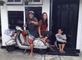 6 Hotels Museum Sonobudoyo Yogyakarta Indonesia Nomore Gallery Guesthouse 1