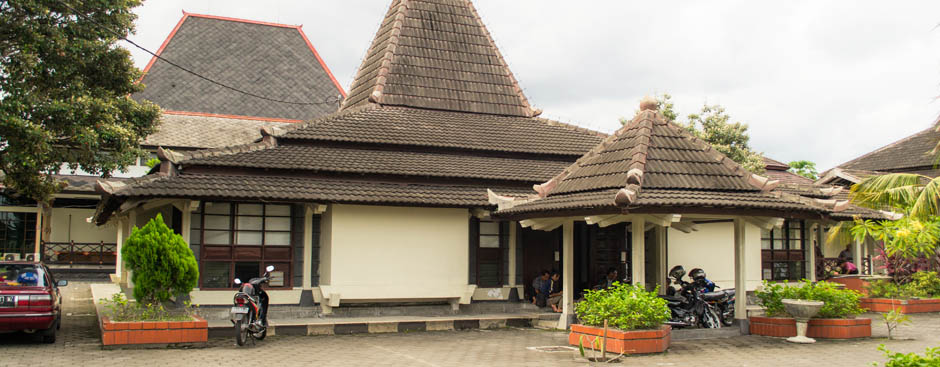 Candrakiranan Museum Sonobudoyo Yogyakarta Unit Galeri Kota