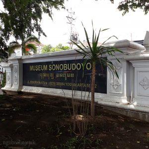 Dolan Museum Sonobudoyo Belajar Sejarah Budaya Jawa Unit Galeri Kota