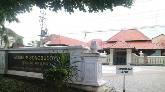Hilangnya Koleksi Sonobudoyo Bukan Kasus Sepele Tribun Jogja Unit Galeri
