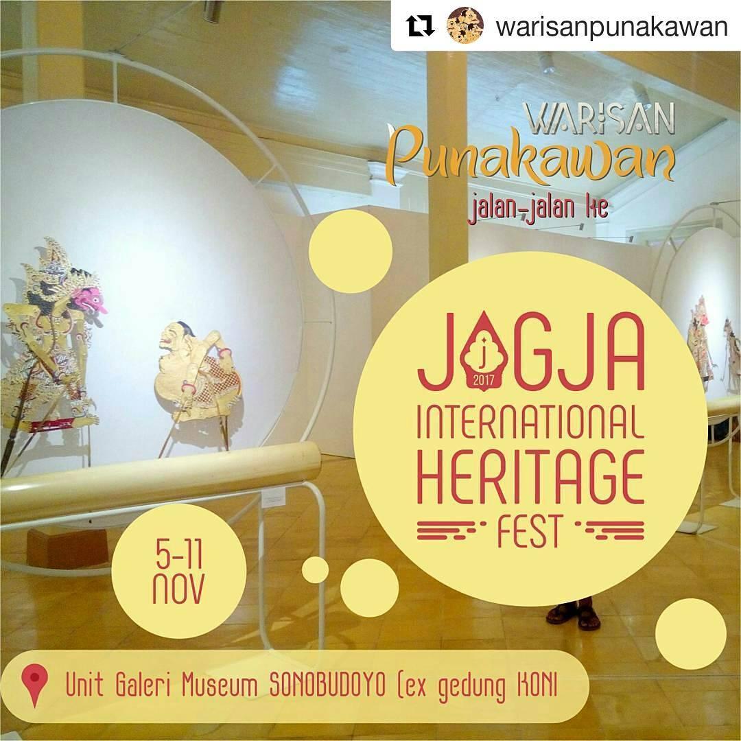 Instagram Photos Videos Tagged Jihf2017 Snap361 Gareng Jogja International Heritage