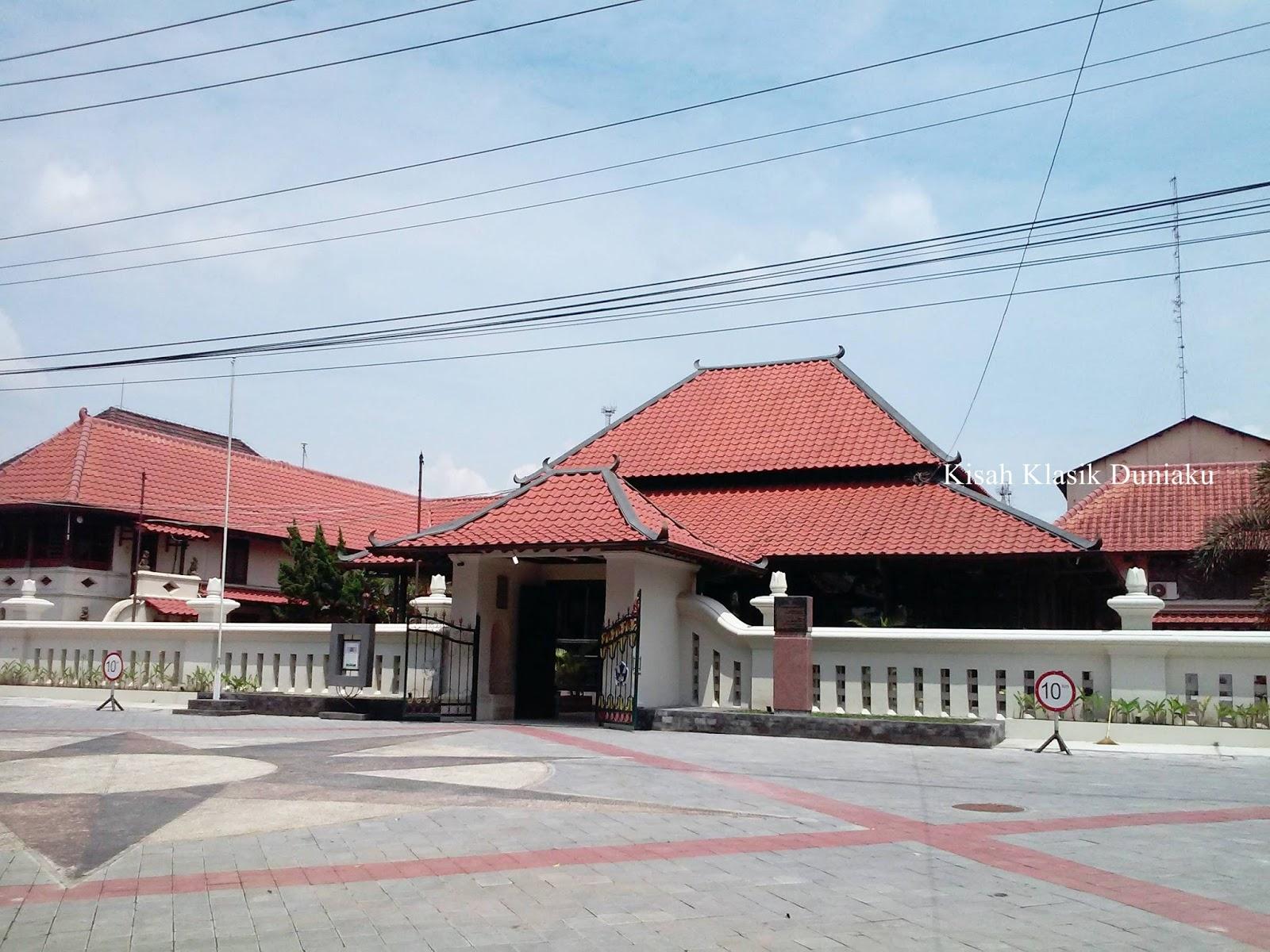Kisah Klasik Duniaku Museum Sonobudoyo Unit 1 Galeri Kota Yogyakarta