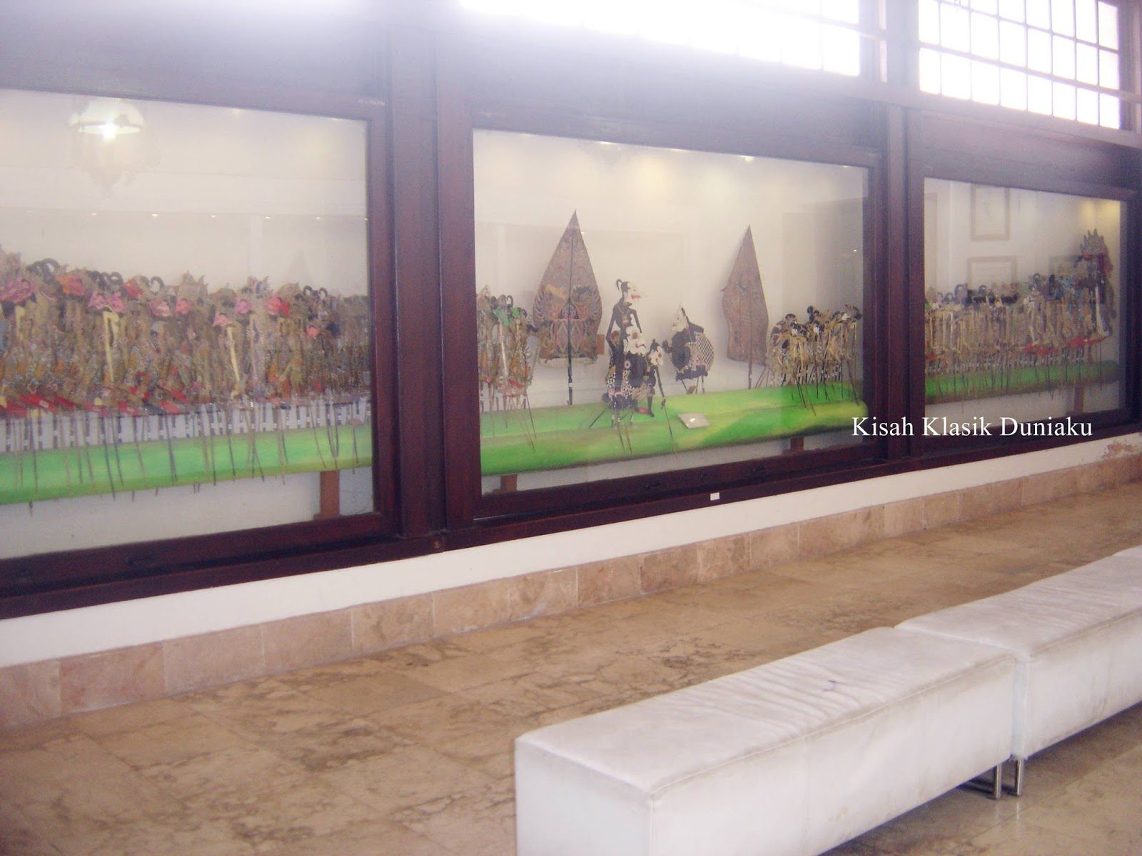 Kisah Klasik Duniaku Museum Sonobudoyo Unit 1 Jenis Wayang Lain