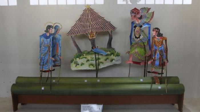 Menikmati Ragam Wayang Museum Sonobudoyo Tribun Jogja Unit Galeri Kota