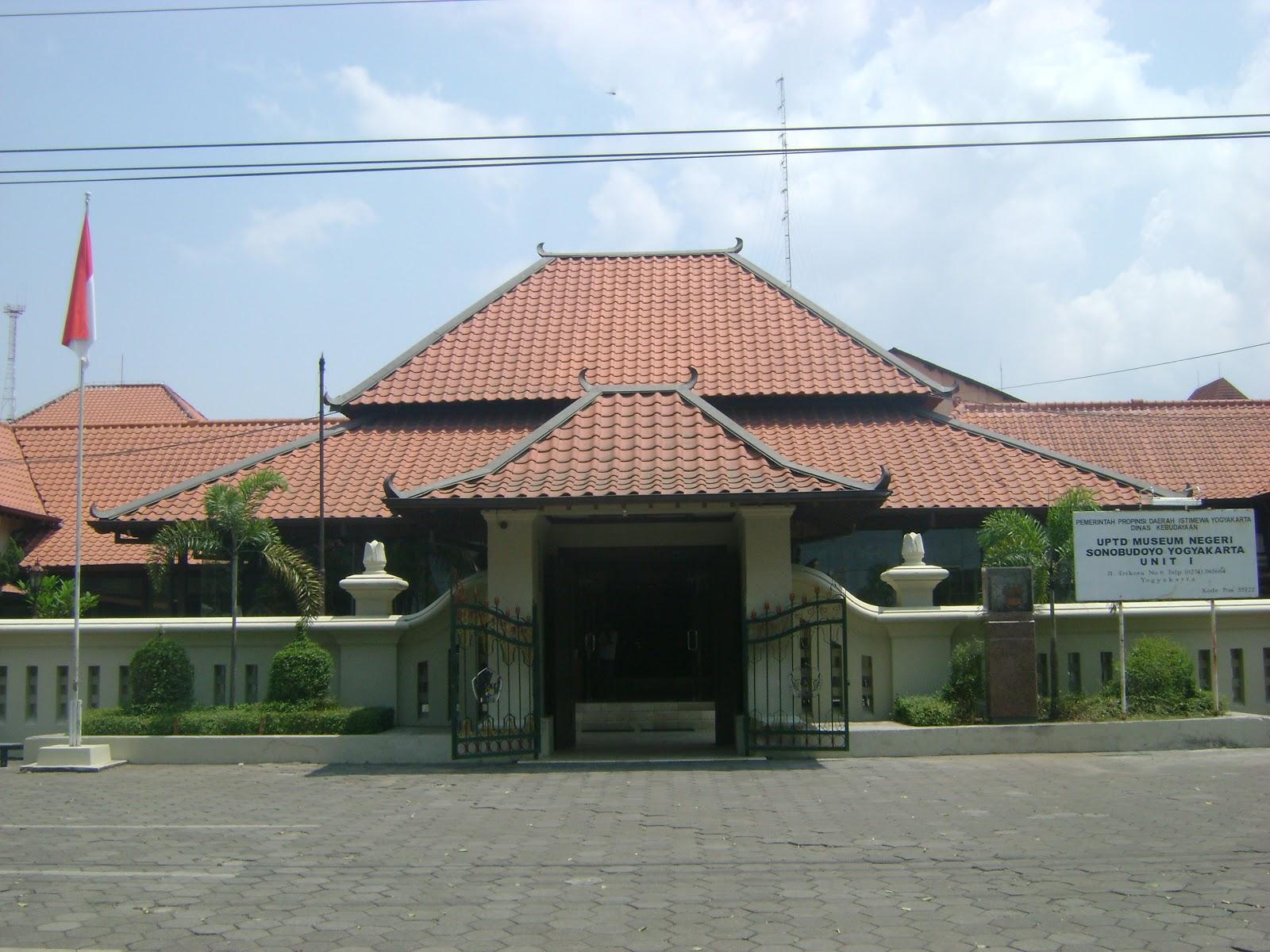 Museum Sonobudoyo Kekunaan Sebagai Rumah Budaya Didirikan Susah Payah Tengah