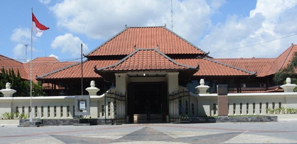 Museum Sonobudoyo Yogyakarta Alt Text Front View Unit Galeri Kota