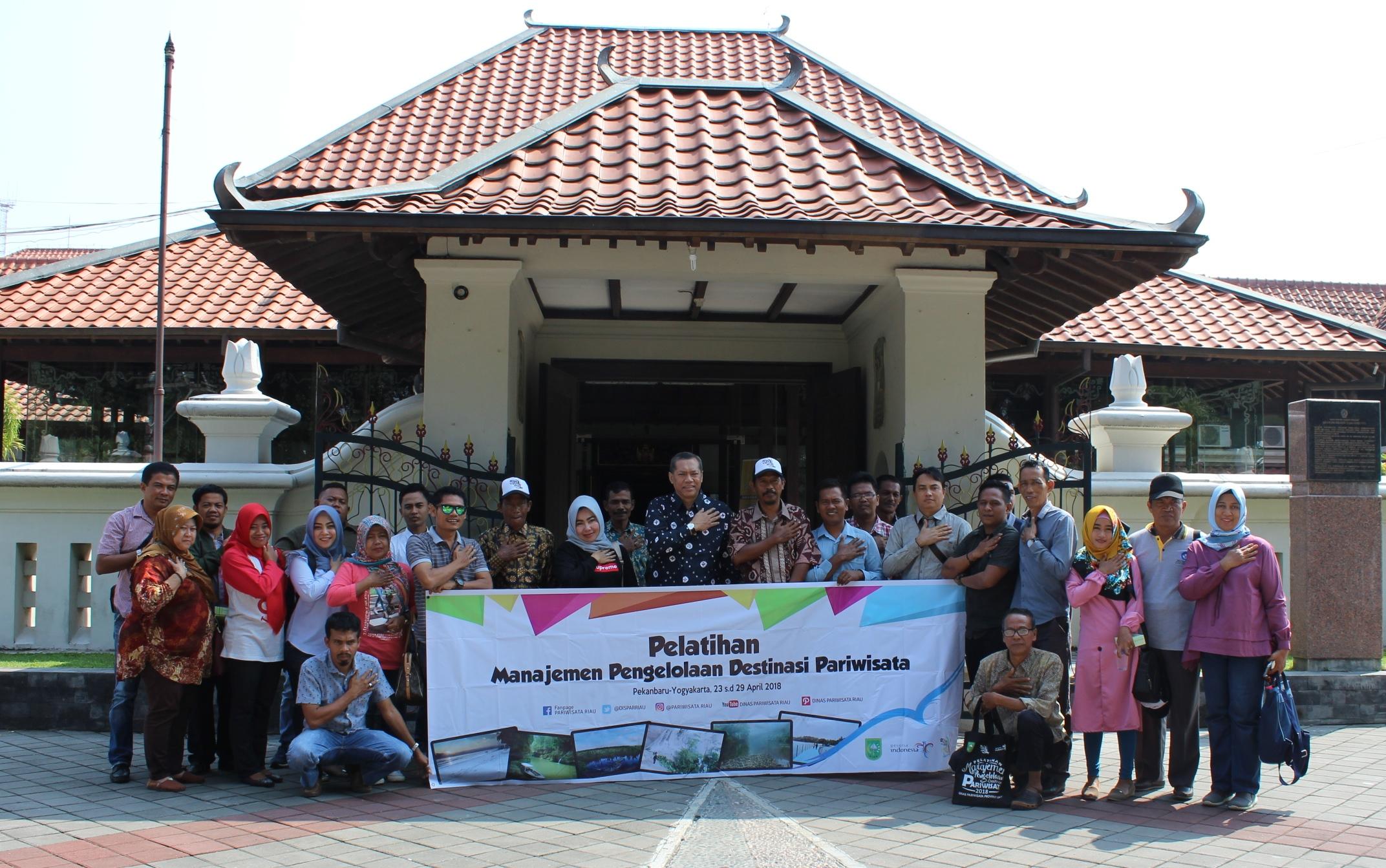 Museum Sonobudoyo Yogyakarta Alt Unit Galeri Kota