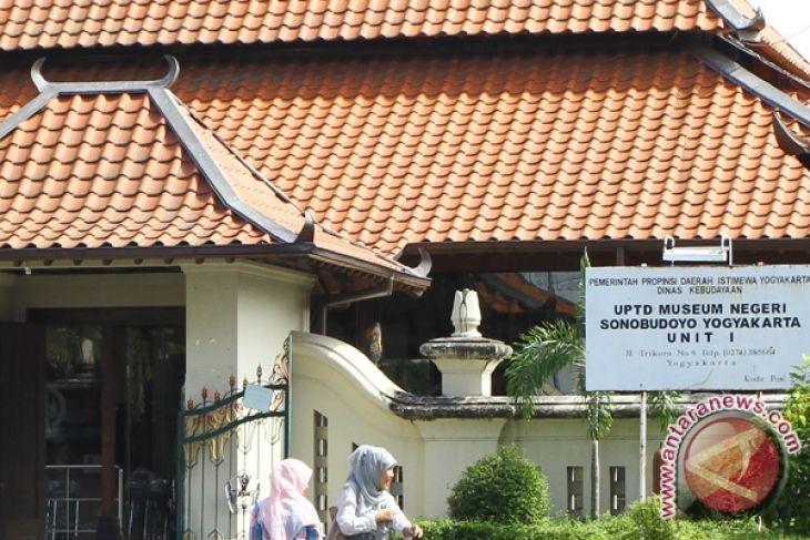 Museum Sonobudoyo Yogyakarta Dilengkapi Taman Antara News Unit Galeri Kota