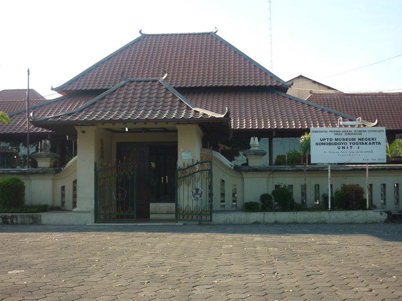 Museum Sonobudoyo Yogyakarta Photo Unit Galeri Kota