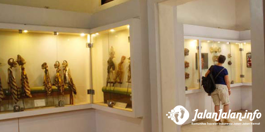 Museum Sonobudoyo Yogyakarta Wayang Kulit Unit Galeri Kota