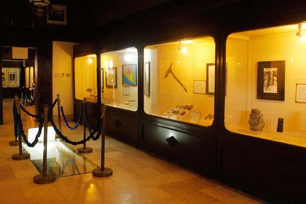Museum Sonobudoyo Yogyakarta Yogya Gudegnet Ruangan Koleksi Unit Galeri Kota