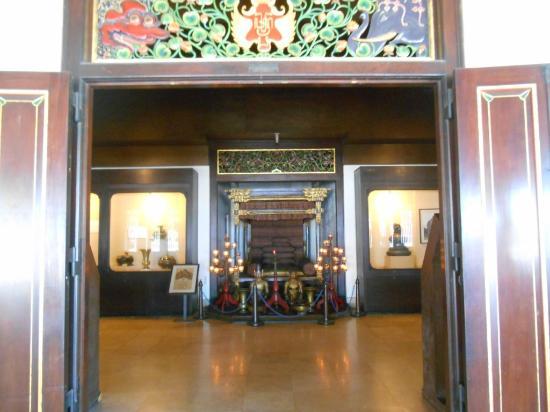 Pintu Masuk Museum Sonobudoyo Picture Unit Galeri Kota Yogyakarta