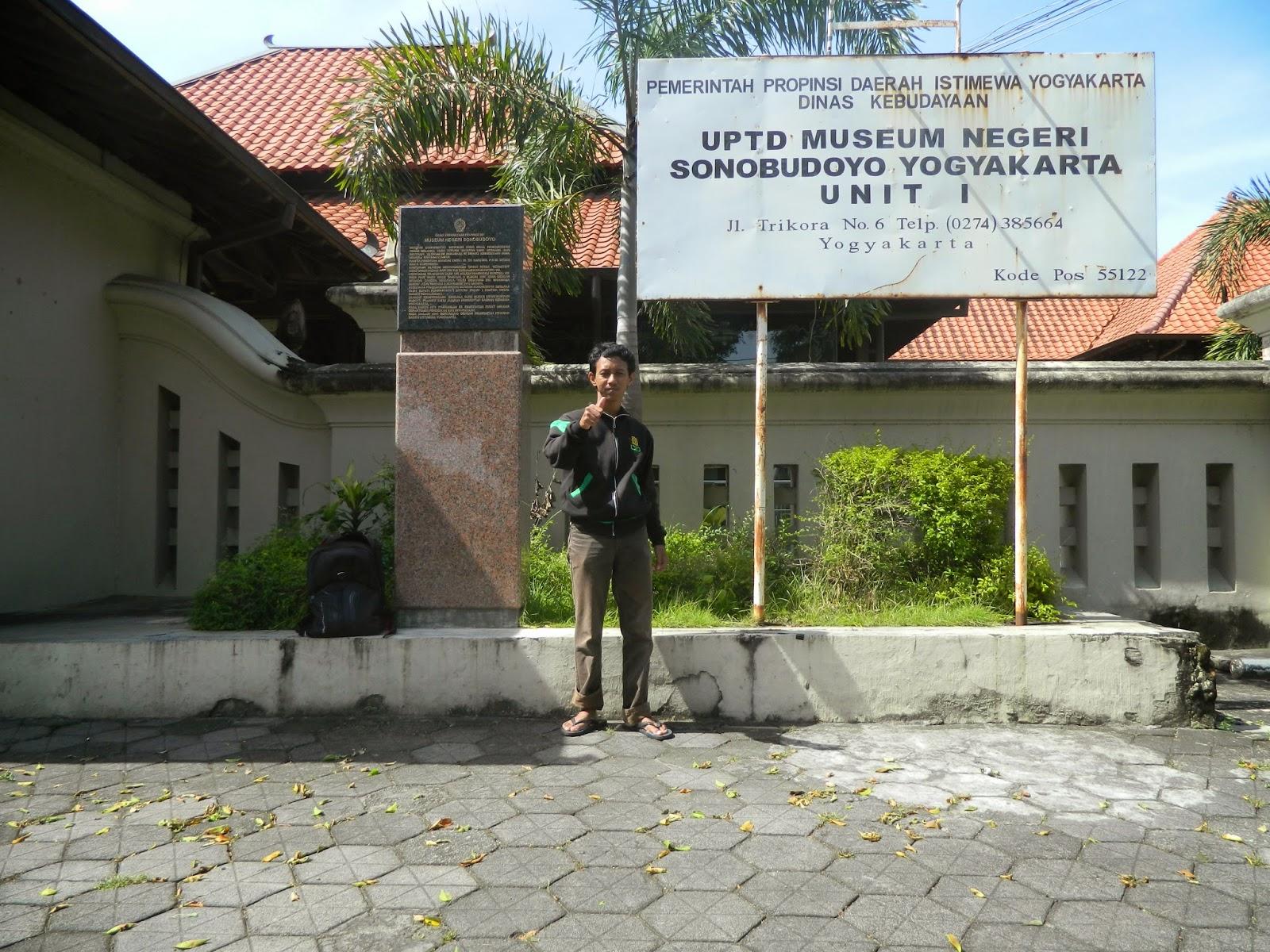 Sangpetualang Museum Sonobudoyo Koleksi Barang Seni Kebudayaan 6 Yogyakarta Unit
