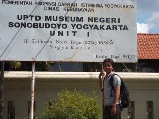 Sebuah Kata Cerita Wisata Sejarah Museum Sonobudoyo Unit Satu Terletak