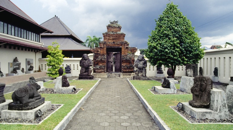 Sono Budoyo Museum Yogyakarta Indonesia Lonely Planet Unit Galeri Sonobudoyo