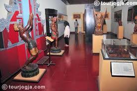 Sonobudoyo Museum History Culture Java Jogja Yogyakarta Image Unit Galeri