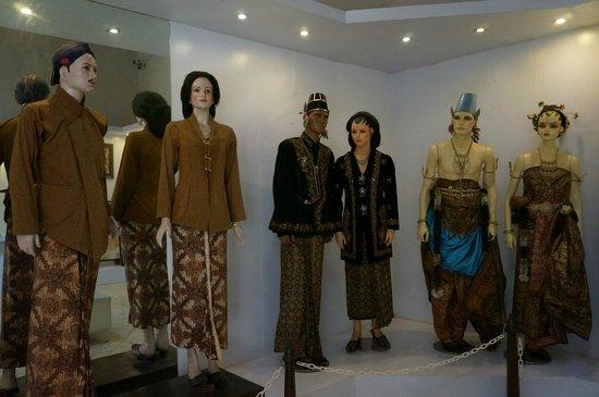 Sonobudoyo Museum Thousands Collection Art Culture Yogyakarta Kinds Batik Tools