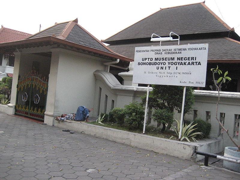 Sonobudoyo Museum Yogyakarta Attraction Copy Masgatotkaca Unit Galeri Kota