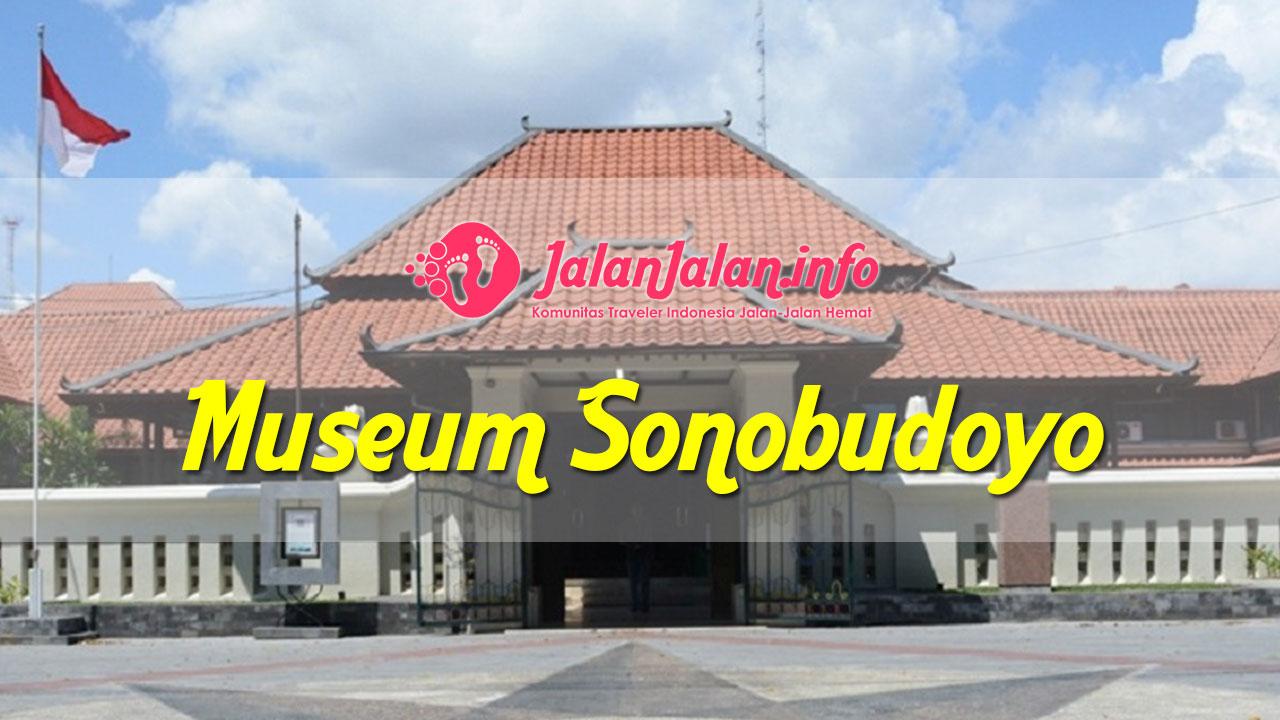 Sonobudoyo Yogyakarta Museum Unit Galeri Kota