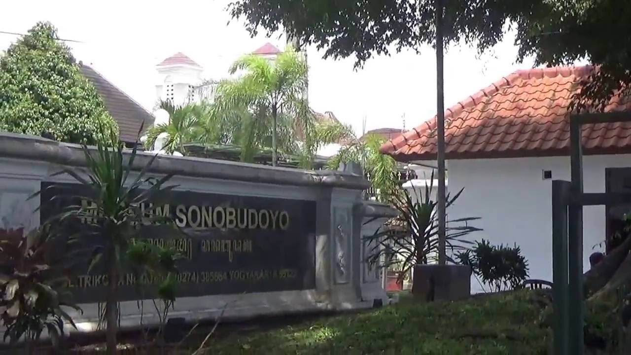 Tahukah Tentang Museum Sonobudoyo Yogyakarta Indonesia Unit Galeri Kota