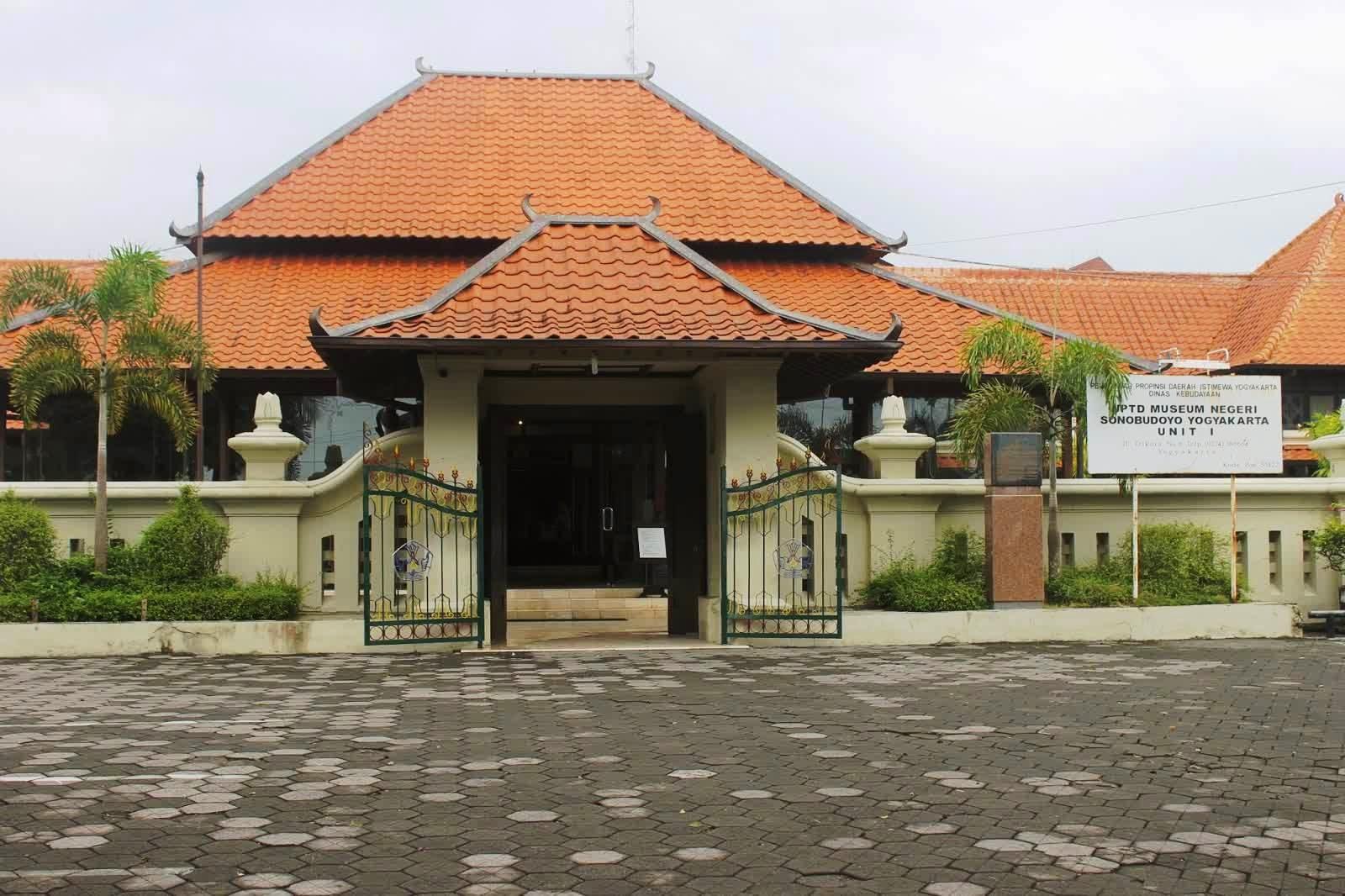 Www Adadijogja Museum Sonobudoyo Unit Galeri Kota Yogyakarta