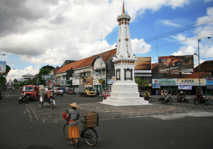 28 Gambar Keindahan Kota Jogja Satu Jam Wisata Kampung Kauman