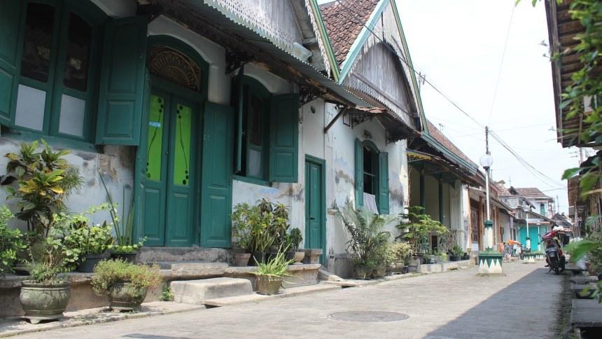 Kampung Kauman Cover Wisata Yogyakarta Kota
