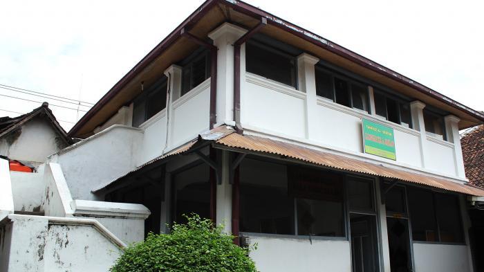 Langgar Ahmad Dahlan Warisan Pendiri Muhammadiyah Kampung Kauman Yogyakarta Wisata