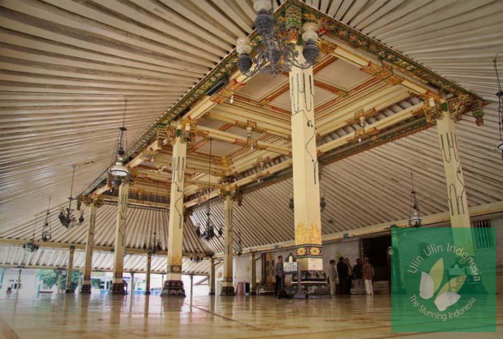 Masjid Gede Kauman Salah Satu Tempat Wisata Religi Jogja Ulin