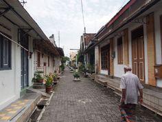 Museum Sasmitaloka Sasmita Loka Ahmad Yani Houses Kampung Kauman Located