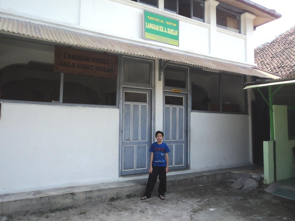 Sarana Informasi Yogyakarta Serunya Liburan Ala Backpacker Kampung Kauman Pendiri
