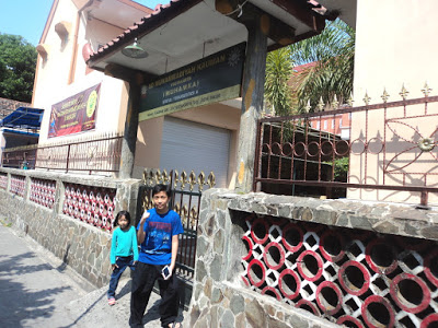 Sarana Informasi Yogyakarta Serunya Liburan Ala Backpacker Langgar Bersejarah Kampung