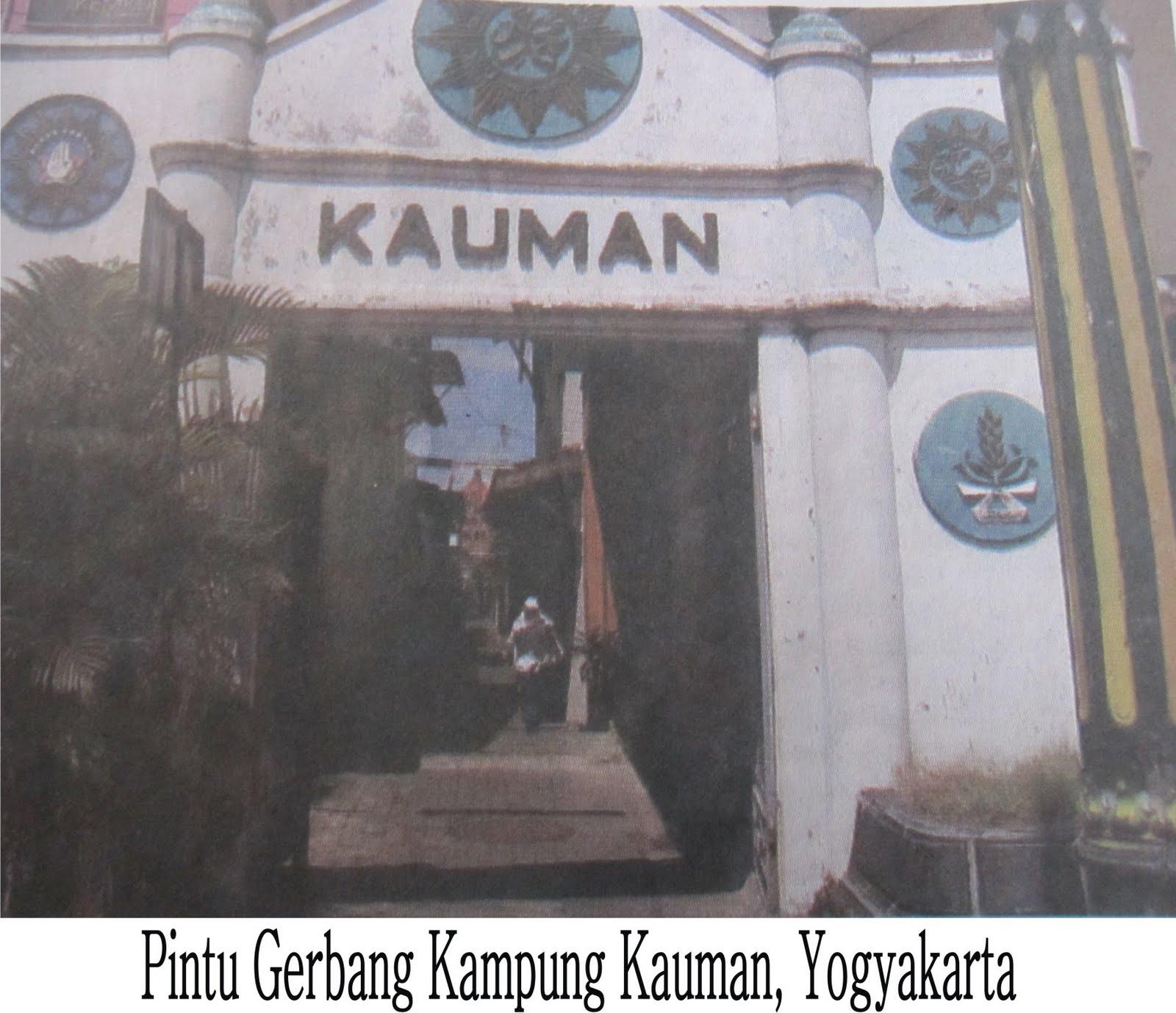 Sejarah Batik Kampung Kauman Ikon Industri Wisata Kota Foto Diambil