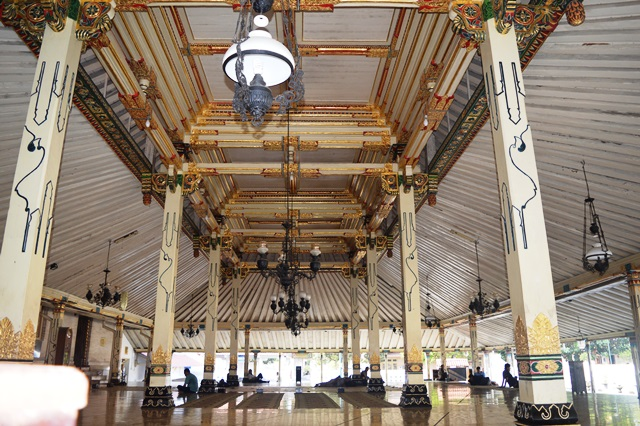 Wisata Sejarah Masjid Gedhe Kauman Catatan Emak Selasar Kampung Yogyakarta
