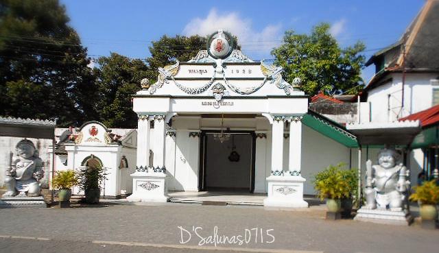 Dibalik Tembok Keraton Yogyakarta Wisata Kota
