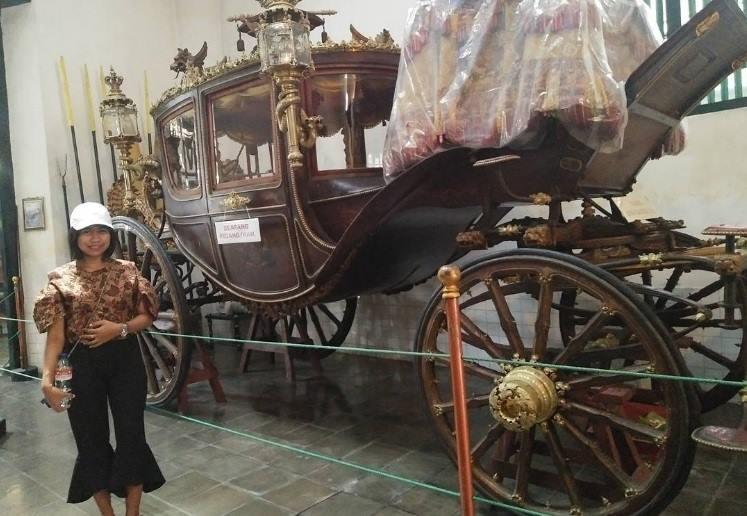 Info Lengkap Objek Wisata Sejarah Kraton Yogyakarta Keraton Kota
