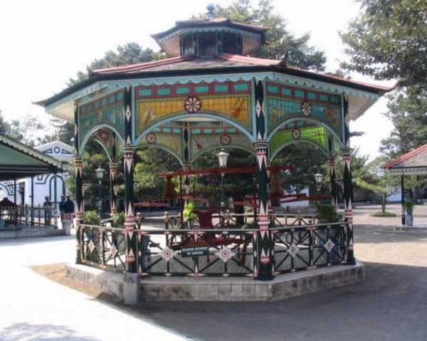 Keraton Jogja Museum Hidup Asli Jawa Prajurit Yogyakarta Diketahui Dibentuk